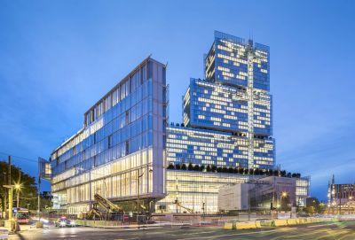 Maison des avocats - Arch. Renzo Piano Building Workshop © Sergio Grazia