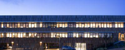 Agence nationale du Médicament Vétérinaire - Arch. DLW architectes © François Dantart