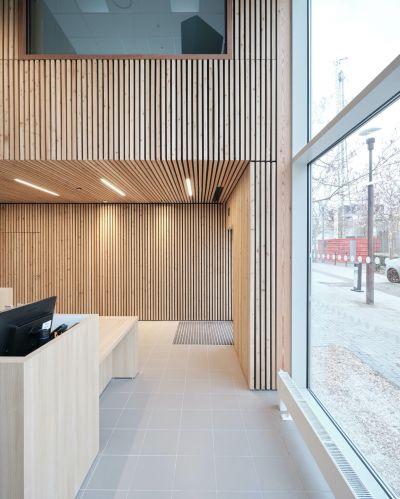 Espace Agnès Varda - Arch. Atelier mima © atelier mima et Brut architectes