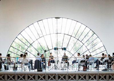 Rencontre #3 - Stocker, inclure et anticiper © Pavillon de l'Arsenal