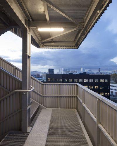 St'île logements et bureaux - Arch. BLOCK  et GUINEE*POTIN Architecte © Philippe Piron