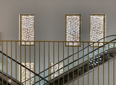 Cinéma «Le Grand Palais» - Arch.antonio virga architecte © antonio virga architecte