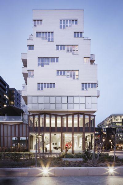 La Fab - Arch.SOA Architectes © Cyrille Weiner, Camille Gharbi et Rebecca Fanuelle