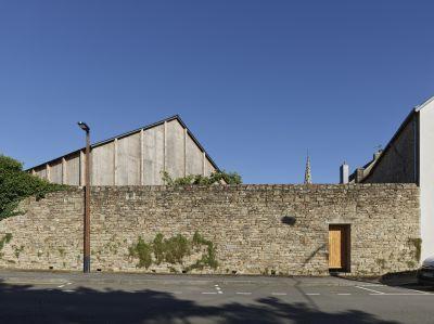 Salle Festive à Riec-sur-Belon - Arch. Guinée*Potin Architectes © Stéphane Chalmeau