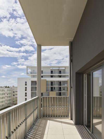 Programme intergénérationnel à Rennes - Arch. a/LTA architectes - urbanistes © Stéphane Chalmeau