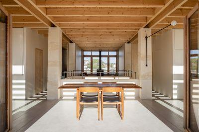 Maison individuelle à Montélimar - Arch.Atelier Architecture Perraudin © 11h45