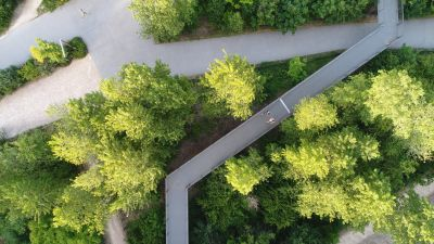 Parc Blandan - Arch.BASE © BASE