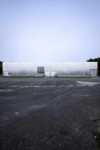 Espace cotigrac'h à Châteaulin - Arch. Paul Vincent, Architecte © Paul Vincent, Architecte