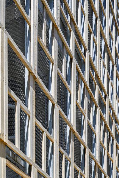 Crèche à Paris 20e - Arch. BFV Architectes © Côme Bocabeille