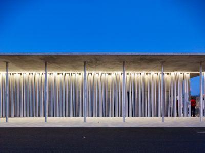 Bâtiment 81 - Campus ISAE-SUPAERO - Arch. LCR ARCHITECTES © Kévin Dolmaire