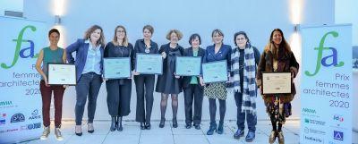 8e édition du prix Femme architecte par l'ARVHA © ARVHA