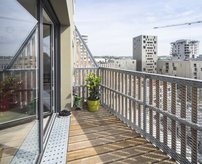 48 logements collectifs à Rennes - Arch. Guinée*Potin Architectes © Sergio Grazia
