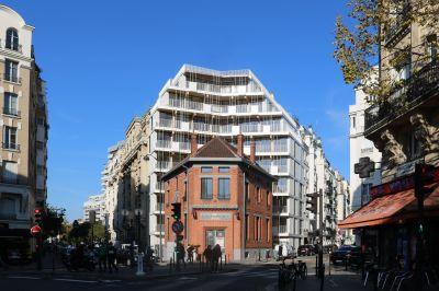 Bains-Douches & Co à Paris - Arch. RED Architectes © RED Architectes