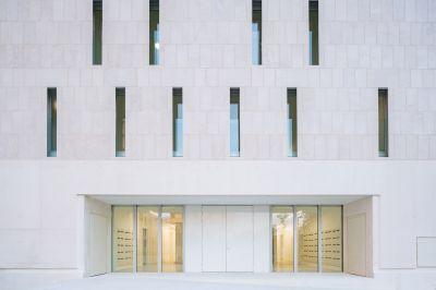 Ilot sens, logements sociaux étudiants à Marseille - Arch. Atelier Stéphane Fernandez © Stéphane Aboudaram - We are content(s)